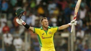 India vs Australia 1st ODI: David Warner Thanks IPL After Match-Winning Knock at Wankhede, Says Loves Playing in India