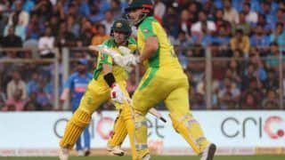 India vs Australia 1st ODI Match Highlights: David Warner, Aaron Finch Hit Centuries as Australia Thrash India by 10 Wickets to Take 1-0 Lead