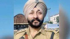 राष्ट्रीय जांच एजेंसी ने जम्मू-कश्मीर पुलिस के पूर्व DSP दविंदर सिंह के खिलाफ आतंकी मामले में फाइल की चार्जशीट