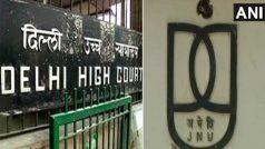HC ने JNU से पूछा, ऑनलाइन परीक्षाएं लेने का क्या उद्देश्य है, जब कक्षाएं नहीं हुईं?