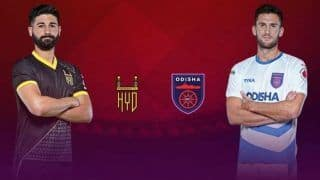 Dream11 Team Prediction Hyderabad FC vs Odisha FC Indian Super League 2019-20- Football Tips For Today's ISL Match 59 HYD vs ODS at G.M.C. Balayogi Athletic Stadium, Hyderabad 7.30PM IST