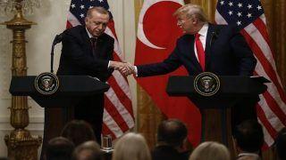 Erdogan, Trump Hold Phone Conversation Over Regional Issues, Bilateral Relations