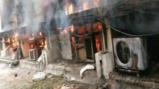 Fire Breaks Out at Delhi Transport Department Office, No Casualties Reported