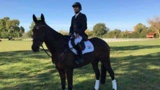 Equestrian Fouaad Mirza Officially Qualifies for 2020 Tokyo Olympics