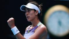 Australian Open: Garbine Muguruza to Face Simona Halep in Women's Singles Semi-finals