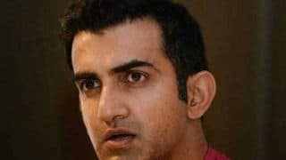 Gautam gambhir helps woman cricketer to register case against molesting coach 3911051