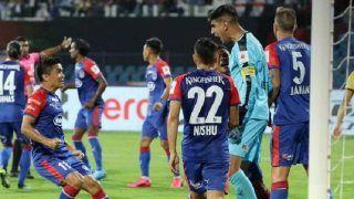 Brilliant Gurpreet Singh Hands Bengaluru FC 3 Points Against Hyderabad FC