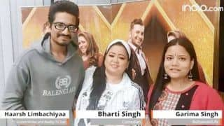 Exclusive: Bharti Singh, Haarsh Limbachiyaa All Set For India's Best Dancer