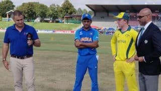 ICC U19 WC 2020: यशस्वी जायसवाल, अर्थव अंकोलेकर के अर्धशतकों से AUS को मिला 234 रन का लक्ष्य