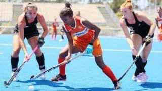 India Women Hockey Team Start Olympic Year With 4-0 Win Over New Zealand Development Squad