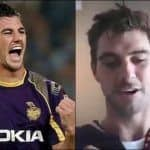 IPL's Costliest Buy Pat Cummins Gets Nostalgic After Receiving KKR Jersey From Fan During Australia Tour of India | WATCH