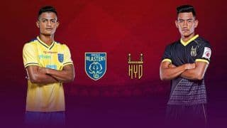 Dream11 Team Prediction Kerala Blasters FC vs Hyderabad FC: Captain And Vice Captain For Today's ISL Indian Super League 2019-20 Match 52 KBFC vs HYD at Jawaharlal Nehru Stadium, Kochi 7:30 PM IST January 5