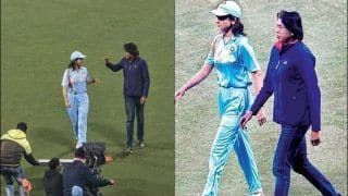 Jhulan Goswami, Anushka Sharma Together Viral Pictures Sends Twitter Into Guessing Biopic on Cards