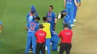 Ind vs NZ: Jasprit Bumrah Injures His Ankle at Auckland During 1st T20I, Concerned Fans Come up With Memes, Gifs on Twitter | SEE POSTS