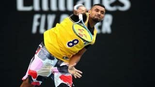 Nick Kyrgios Says he's Progressed 'as a Human' After Australian Open Run