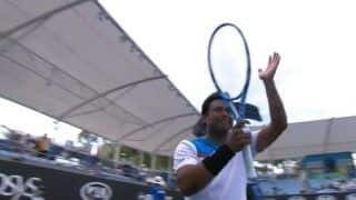 Australian Open 2020: Leander Paes Knocked Out of Mixed Doubles in Second Round