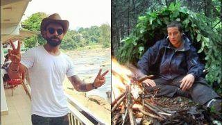 Virat Kohli to Shoot For Man vs Wild With Bear Grylls?