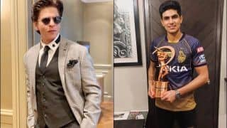 SRK's Reply to Fan When Asked About Gill Becoming KKR Captain Will Make You ROFL | POST