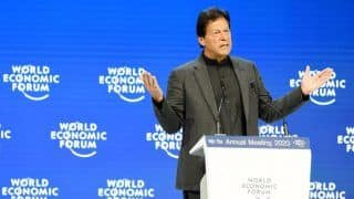 Stopped Reading Papers, Watching Chat Shows Due to Criticism: Pakistan PM Imran Khan in Davos