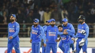 India vs Australia 2020, 2nd ODI: India Bounce Back in Rajkot, Defeat Australia by 36 Runs to Level Series 1-1