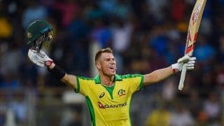 India vs Australia 2020, 1st ODI: Unbeaten Centuries From David Warner, Aaron Finch Help Australia Thrash India by 10 Wickets