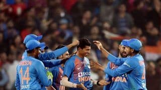 India vs Sri Lanka 2020 3rd T20I: India Thrash Sri Lanka by 78 Runs, Seal Series 2-0 at Pune