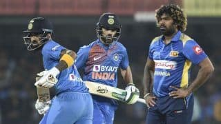 2nd T20I: Shardul Thakur, KL Rahul Star as India Thrash Sri Lanka by 7 Wickets