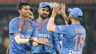 2nd T20I: Shardul Thakur, Navdeep Saini, Kuldeep Yadav Help India Restrict Sri Lanka to 142/9