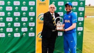 ICC U19 World Cup 2020: Complete Schedule of Priyam Garg-Led India Matches
