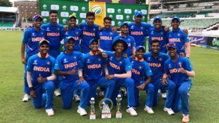 अंडर-19 क्रिकेट वर्ल्ड कप से पहले भारत को बड़ा झटका, ये स्टार खिलाड़ी हुआ बाहर
