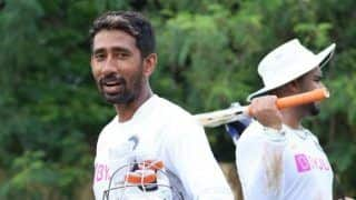 BCCI Says No to Wriddhiman Saha   s Ranji Trophy Test