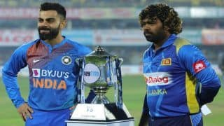 IND vs SL 2nd T20I: Will Rain Play Spoilsport at Holkar Stadium?