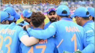 Here is indian cricket teams schedule for the year 2020 3896037