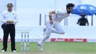 Ishant Sustains Ankle Injury Before Test Squad Announcement For NZ Tour