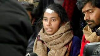 'What's The Proof Against me,' JNUSU President Aishe Ghosh Asks as Delhi Police Counts Her as Suspect in JNU Violence