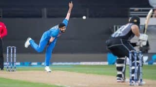 Jasprit Bumrah: India Pacer Completes Four Years in International Cricket
