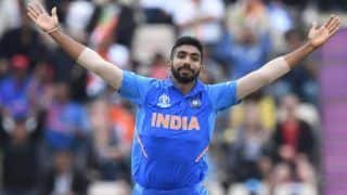Polly umrigar award 2020 jasprit bumrah poonam yadav declared best international cricketer by bcci 3906854