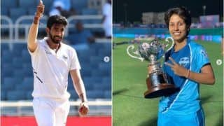 BCCI Awards: Bumrah & Poonam Claim Top Honours; Mayank, Shafali Win Debut Prize