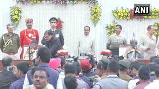 Jharkhand CM Hemant Soren Expands Cabinet, 7 New Ministers Take Oath