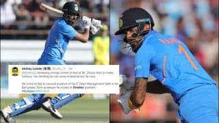 KL Rahul Shines With 80 Off 52 Balls at Rajkot During 2nd ODI vs Australia, Twitter Hails Karnataka Batsman | POSTS