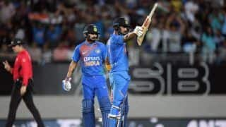 5th T20I: Rohit Takes Over Captaincy Duties, Kohli Rested; India Opt to Bat vs New Zealand