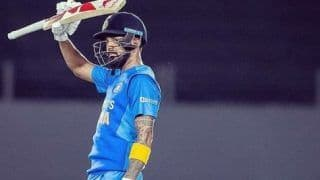 India vs new zealand kl rahul creates unique record against new zealand in t20i 3922327