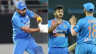 India vs new zealand 4th t20i shardul thakur kl rahul helps india to another win in super over 3927549