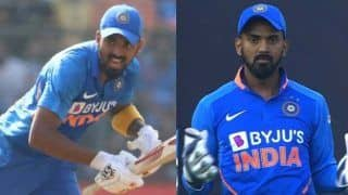 Ind vs nz auckland t20i kl rahul says wicketkeeping helps him improve batting 3920271