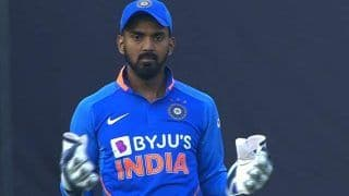 KL Rahul Doing Really Well With The Gloves Has Opened Up Another Kind of Scenario: Virat Kohli