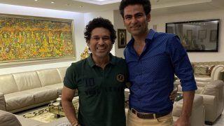 Former cricketer mohammad kaif called himself sudama and sachin tendulkar as lord krishna in photo 3908019