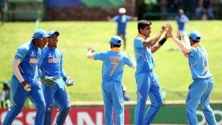 ICC U19 World Cup: Atharva Ankolekar, Kartik Tyagi Help India U19 Thrash Australia U19 by 74 Runs, Seal Semis Berth