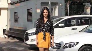 Katrina Kaif Looks Gorgeous at Salman Khan's Family Pathshala Event