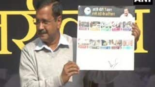 Delhi Assembly Election 2020: 24-Hour Drinking Water, Free Bus Rides - Top 10 Promises AAP Made in 'Kejriwal Ka Guarantee Card'