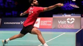 Malaysia Masters 2020: Kidambi Srikanth Knocked Out After Losing 17-21, 5-21 to Chou Tien Chen in Round 1